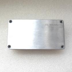 Material Box Case Pedal Effect Aluminium 1590B 111x60x31mm