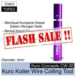 KURO KOILER WIRE COILING TOOL CW-30 30 OBRAL