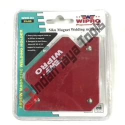 Siku Magnet Las 3 Inch WIPRO - Magnet holder welding arrow magnetic