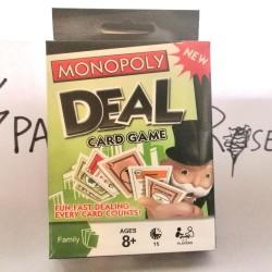 monopoly deal board game mainan berkumpul