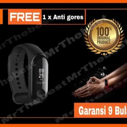 XIAOMI MI BAND 3 SMARTWATCH ORIGINAL READY STOCK !!!