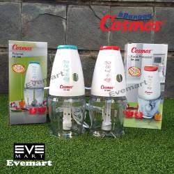 COSMOS Food Processor FP300 / Pelumat / Chopper FP 300