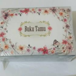 Buku Tamu Batik (kode 10)