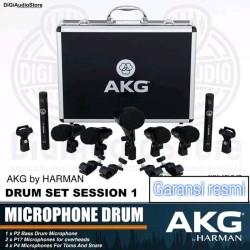 Mic Drum AKG Session 1 Original