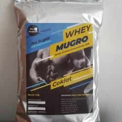 Whey Protein Concentrate susu milk powder 1kg