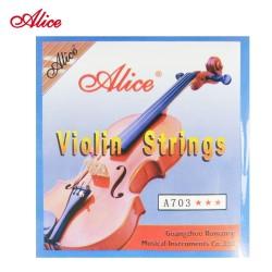 Senar Biola Violin Strings Alice A703
