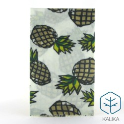 KALIKA Beeswax Food Wrap - Pineapple