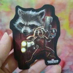 Sticker Marvel Avengers GUARDIANS OF THE GALAXY AV796