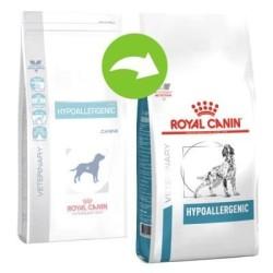 Royal Canin Vet Hypoallergenic Dog 2kg - Promo Price
