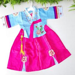 Hanbok Korea Anak 3308 Tradisioonal Uk 5-15