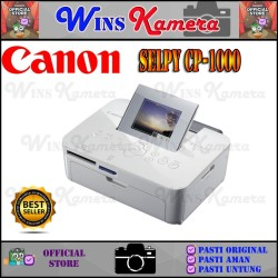 Printer Canon Selphy CP-1000/CP1000 Garansi Resmi
