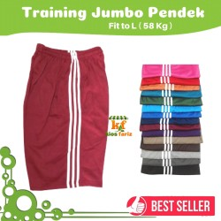 Celana Pendek / Kolor Pendek / Training Pendek / Celana Jumbo / Kolor