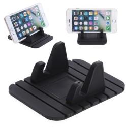 Stand Handphone Anti Slip Car Phone Holder HP Smartphone Mount Mobil S