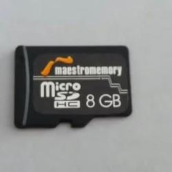 Micro Sd Maestro 8gb Chip Only Tanpa Pakingan