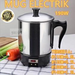 Electric Heating Cup /Mug listrik Gelas masak/Teko listrik