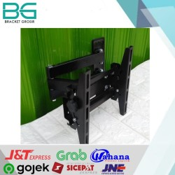 Bracket/Breket/Braket Lengan TV LED 32-43 inch