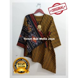 blouse osaka tenun ethnic mix lurik baju batik busui