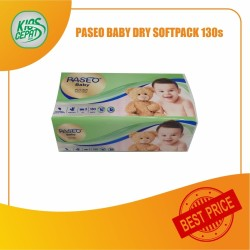Tissue PASEO BABY Facial Pure Soft 3Ply 130s