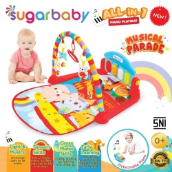 Sugarbaby All In1 Playmat Playgym