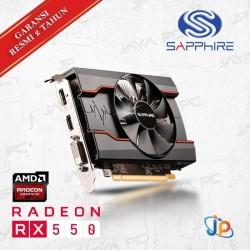 VGA Sapphire Pulse Radeon RX 550 4GB - RX 550 4 GB DDR5