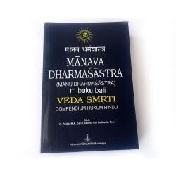 Manava Dharmasastra Manu Dharmasastra Atau Veda Smrti - buku hindu