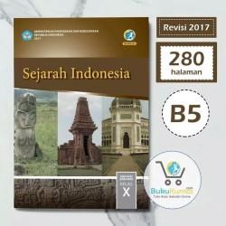 buku Sejarah Indonesia Kelas 10