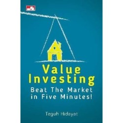 Buku Value Investing - Beat The Market In Five Minutes | Teguh Hidayat