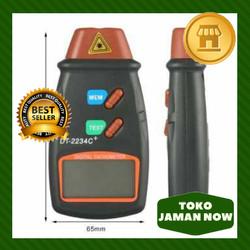 Digital Laser Tachometer RPM Alat Ukur Kecepatan Putaran