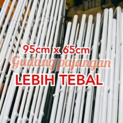 Ram Kawat Pajangan 95cm x 65cm LEBIH TEBAL