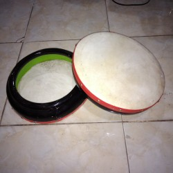 rebana kompang tarian aceh saman diameter 30cm