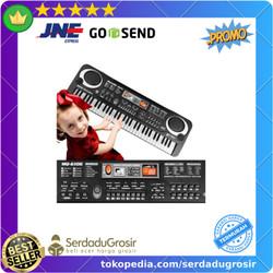 Mainan Piano Anak Digital Electronic Keyboard 61 Keys - MQ-6106 Bagus