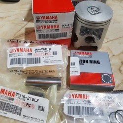 Piston kit Seher rx king rxking size std 25 50 75 100 original