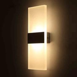 Lampu Hias Dinding LED Corridor Light 3W 2700-3500K Warm White - F0011