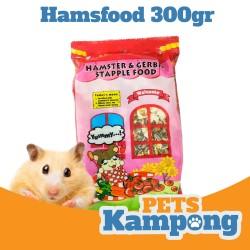 Makanan hewan/makanan Hamster/Hamster food 300 gr