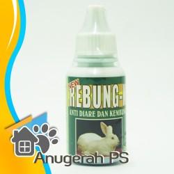 Rebung-K Obat Kembung dan Mencret Kelinci 30 ml