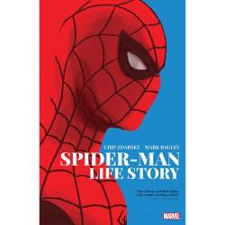 Spider-Man Life Story TP by Chip Zdarsky & Mark Bagley