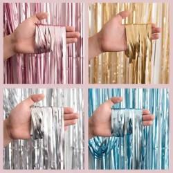 Curtain Foil Matte / Tirai Foil Doff