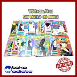MURAH!! Buku TTS Angka / Teka-Teki Angka