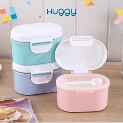 Tempat Kotak Penyimpanan Susu Bubuk Biskuit Snack Bayi / Toples Susu