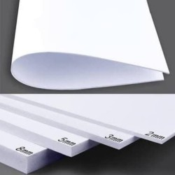 Pvc board 5mm uk 40cm x 60cm. Pvc foamboard
