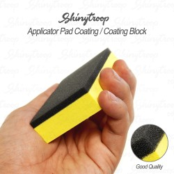 Coating Applicator Pad / Aplikator Busa Spon untuk Coating Mobil