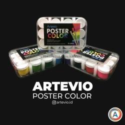 Cat Lukis Poster Color Set