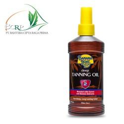 Banana Boat Deep Tanning Oil SPF2 236ml - ED 07/2021