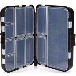 Box Kotak Perkakas Kail Pancing Waterproof Case - Q041 - Black