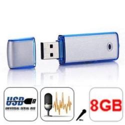 USB Flash Disk dan Voice Recorder Built In Memory - Digital Recorder