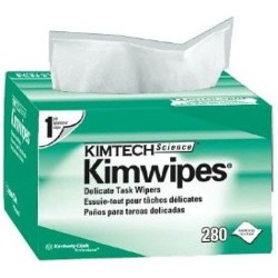 Kimtech Science Kimwipes Delicate Task Wipers 280 Sheet/Box