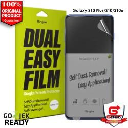 Screen Protector Galaxy S10 Plus / S10 / S10e Ringke Dual Easy Film