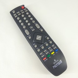 Remot Remote TV Polytron LCD LED 81F579 Original Pabrik / KW