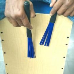 stick brush cajon/stick cajon/stick kajon/stik kajon/jazziepro/jazzie