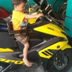 BONCENGAN ANAK KHUSUS MOTOR AEROX